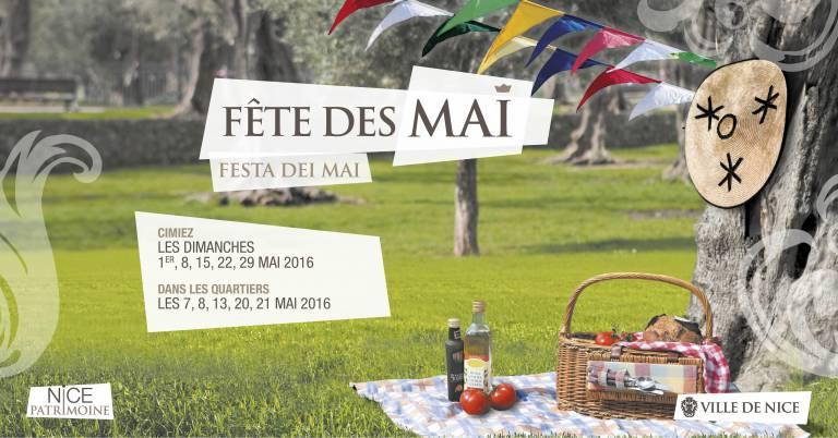 Fete des Mais 2016 à Nice
